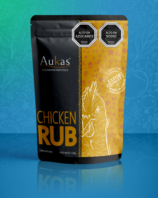 Chicken Rub Doypack