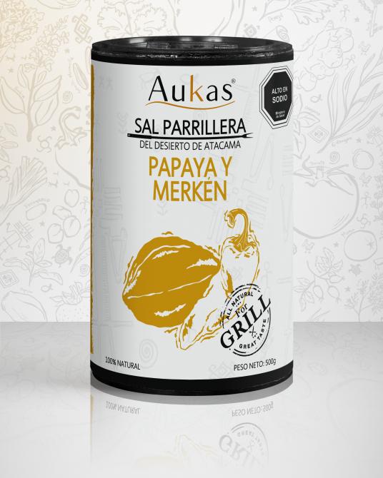 Sal Papaya & Merkén