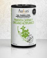 Sal Pimienta de Cayena & Orégano Altiplánico