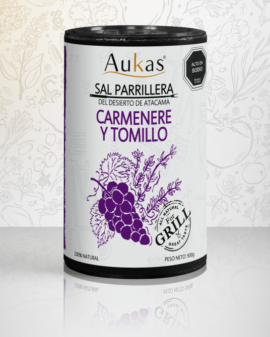 Sal Carmenere & Tomillo