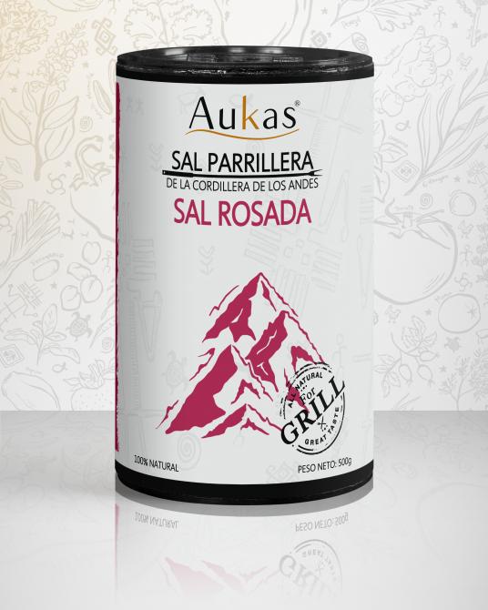Sal Rosada de los Andes