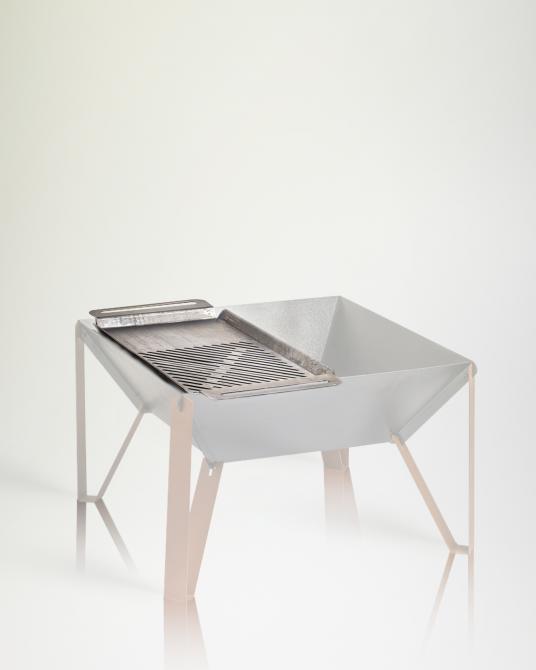 Accesorio Plancha, para Fogón Alphadesign 70 cms
