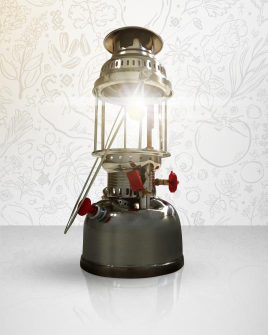 Lampara Power Lamp